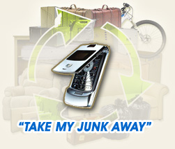 Junk Eco works hard to recycle customers' junk, and avoid landfills. We accept nearly all junk, and can be be available same day in most cases. Give us a call today!